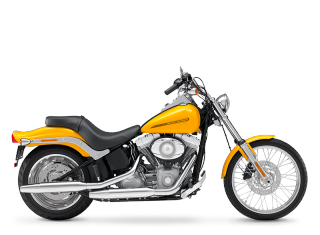 Softail<sup>®</sup> Standard - 2011 Motorcycles