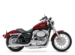 Sportster® 883 Low - 2009 Motorcycles