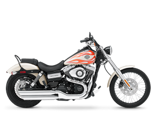 Wide Glide® - 2014 Motorcycles