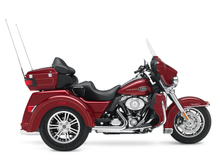 Tri Glide® Ultra - 2010 Motorcycles