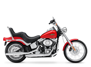 Softail<sup>®</sup> Custom - 2010 Motorcycles