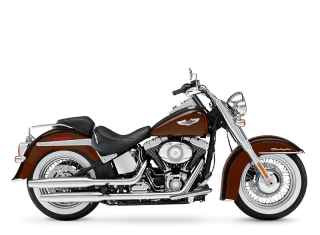 Softail® Deluxe - 2011 Motorcycles