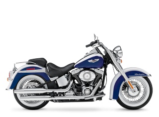 Softail® Deluxe - 2010 Motorcycles