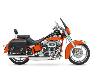CVO™ Softail® Convertible - 2010 Motorcycles