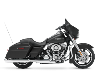 Street Glide® - 2011 Motorcycles