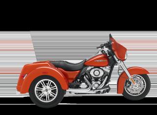 Street Glide<sup>®</sup> Trike - 2011 Motorcycles