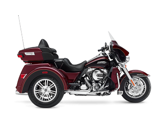 Tri Glide® Ultra - 2014 Motorcycles