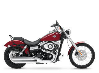 Wide Glide® - 2010 Motorcycles