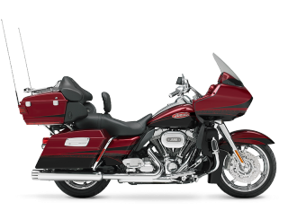 CVO™ Road Glide® Ultra - 2011 Motorcycles