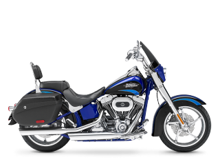 CVO™ Softail® Convertible - 2011 Motorcycles
