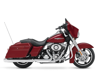 Street Glide® - 2010 Motorcycles