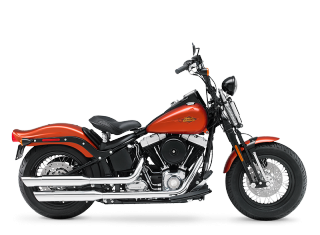 Softail® Cross Bones™ - 2011 Motorcycles