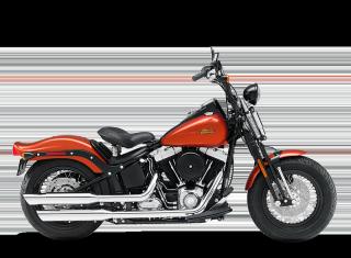 Softail® Cross Bones™ - 2011 Motorcycles