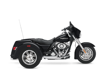 Street Glide<sup>®</sup> Trike - 2010 Motorcycles
