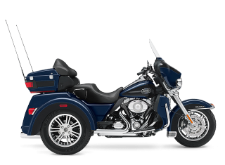 Tri Glide™ Ultra Classic® - 2013 Motorcycles