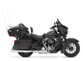 CVO™ Ultra Classic® Electra Glide® Black Edit - 2010 Motorcycles