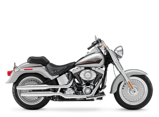 Fat Boy® - 2010 Motorcycles