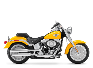Fat Boy® - 2011 Motorcycles