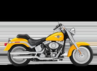 Fat Boy® - 2011 Motorcycles