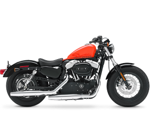 Forty-Eight® - 2010 Motorcycles