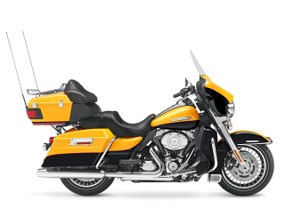 Electra Glide<sup>®</sup> Ultra Limited - 2013 Motorcycles