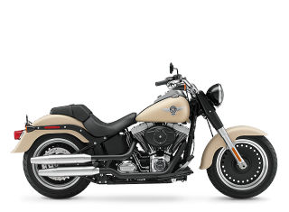 Fat Boy® Lo - 2014 Motorcycles