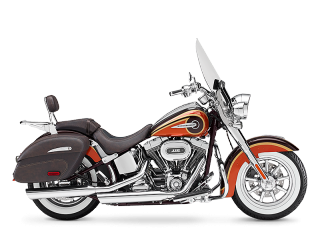 CVO™ Softail® Deluxe - 2014 Motorcycles