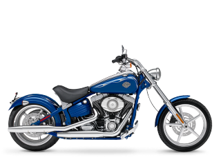 Softail® Rocker™ C - 2010 Motorcycles