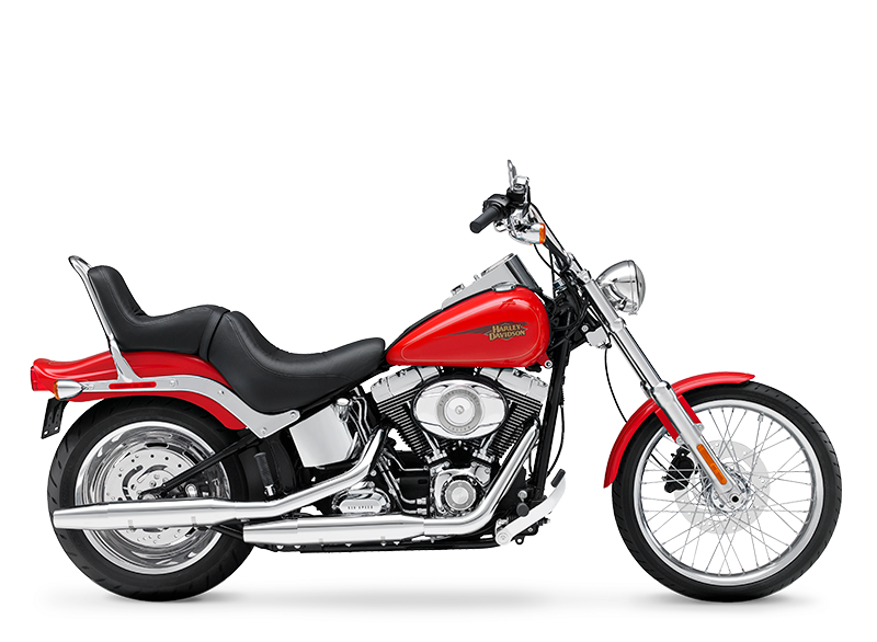 Softail<sup>®</sup> Custom