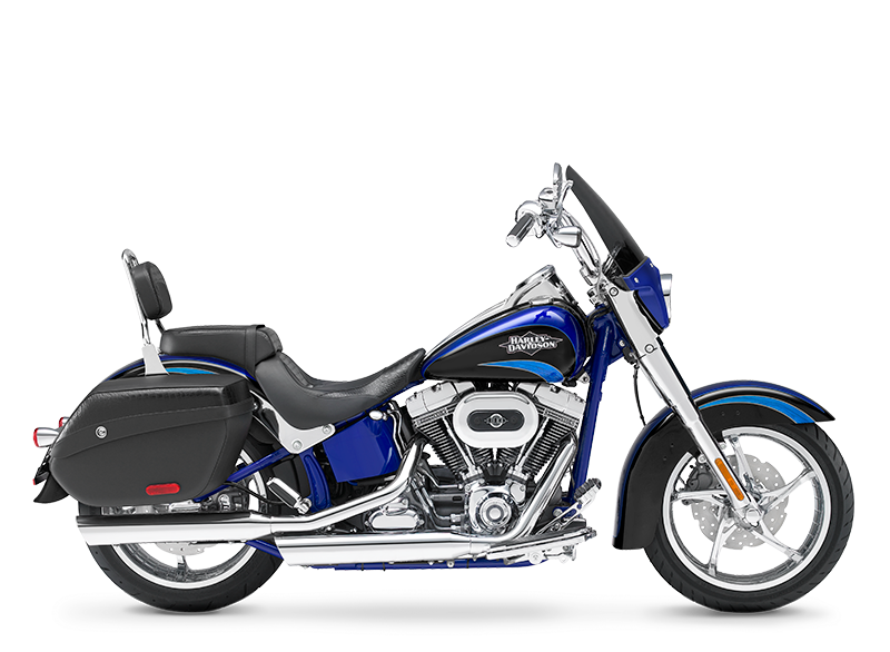 CVO™ Softail® Convertible