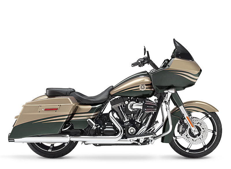 CVO<sup>™</sup> Road Glide<sup>®</sup> Custom