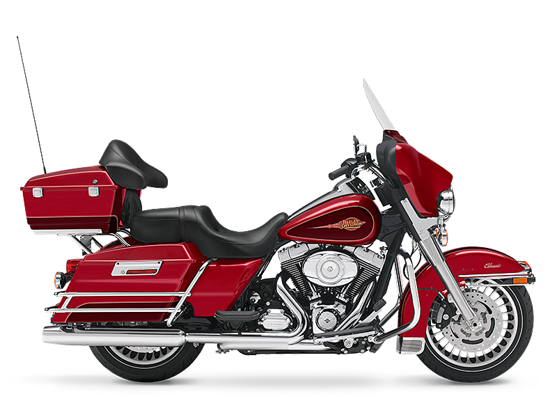 Electra Glide<sup>®</sup> Classic