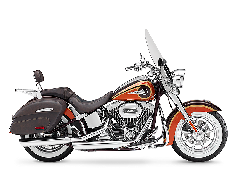 CVO™ Softail® Deluxe