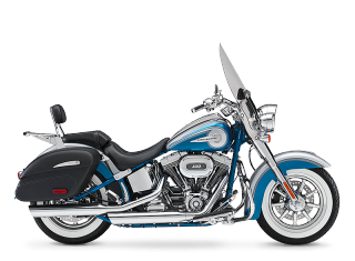 CVO<sup>™</sup> Softail<sup>®</sup> Deluxe - Motos 2015