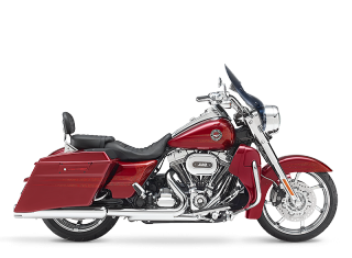 CVO<sup>™</sup> Road King<sup>®</sup> - 2013 Motorcycles