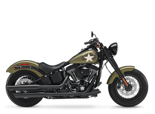 Softail Slim<sup>®</sup> S - 2016 Motorcycles