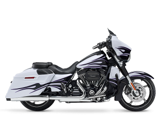 CVO<sup>™</sup> Street Glide<sup>®</sup> - 2016 Motorcycles