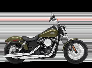 Street Bob<sup>®</sup> - 2016 Motorcycles
