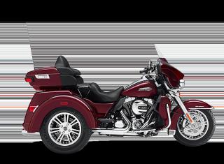 Tri Glide<sup>®</sup> Ultra - Motos 2015