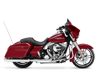 Street Glide<sup>®</sup> Special - 2016年モデル