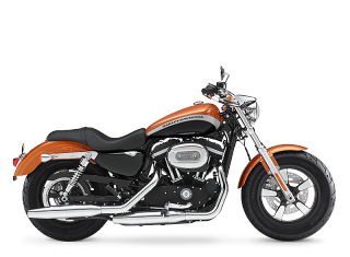 1200 Custom Limited Edition A - 2015 Motorcycles