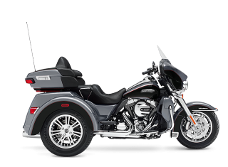 Tri Glide<sup>®</sup> Ultra - 2016 Motorcycles