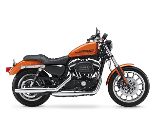 883 Roadster - 2015 Motorcycles
