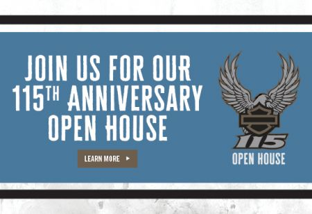 115th Anniversarry Open House Event