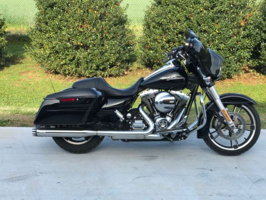 2015 - STREET GLIDE SPECIAL