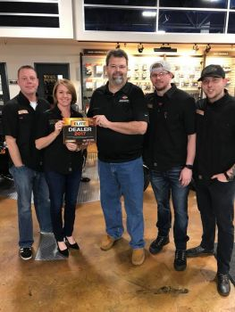 SPEEDWAY HARLEY-DAVIDSON® IS AWARDED ELITE STATUS