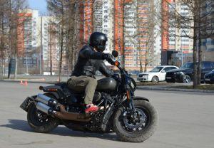 Тест-райд новых Harley-Davidson Softail