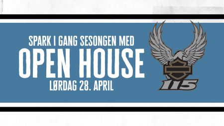 Open House 28. april 2018