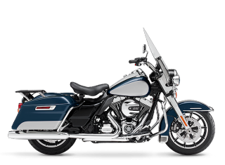 Road King<sup>®</sup> Police Special  - 2016 Motorcycles