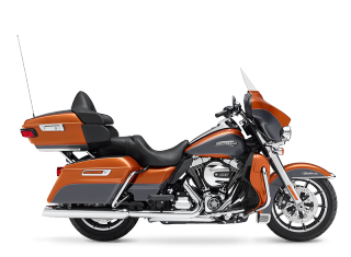 Electra Glide<sup>®</sup> Ultra Classic<sup>™</sup> - 2016 Motorcycles